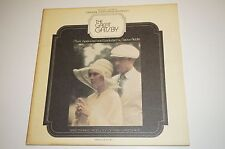 The Great Gatsby Nelson Riddle Soundtrack PAS 2-3001LP vinyl Record EX/NM