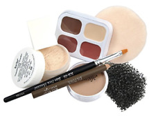 Ben Nye Student Personal Creme Kit PK-0 FAIR: LIGHTEST Theatrical Makeup Set