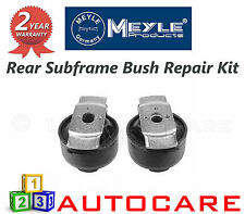 Renault Laguna Mk2 Meyle Rear Subframe Mounting Bush Repair Kit 16146100019