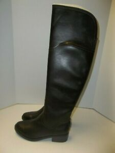 """Womens Size 8M Toetos """"Hope"""" Brown Over The Knee Riding Boots"""
