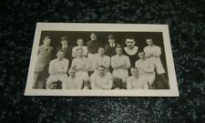 Chums Periodical-  Football Teams 1922 - No1 Manchester City