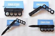 COLD STEEL Knife Pisau Lipat 2 in1 Istimewa Bahan Padat  Model 003
