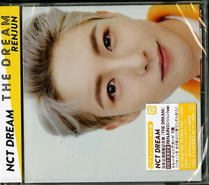 NCT DREAM-THE dream (RENJUN VER JAPAN CD Ltd/Ed D73