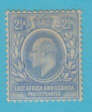EAST AFRICA AND UGANDA PROTECTORATE 4 MINT HINGED OG *  NO FAULTS  VERY FINE !