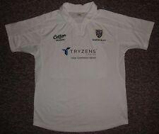 Hampton Hill Cricket Club (ENG) / Cotton Traders - MENS Shirt / Jersey. Size: L