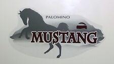 1 RV TRAILER MOTORCOACH PALOMINO MUSTANG LOGO DECAL GRAPHIC -1085
