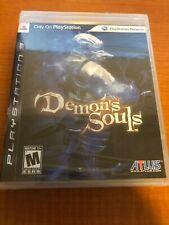 Demon's Souls PS3 BRAND NEW SEALED Dark Souls