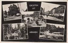 Ansichtkaart Nederland : Arnhem - Groeten uit ..... (bc184)