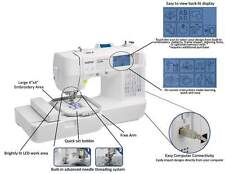Brother Sewing Embroidery Machine  LB6800 Factory Remanufactured