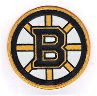 BOSTON BRUINS PRIMARY TEAM LOGO JERSEY PATCH NHL HOCKEY JERSEY PATCH
