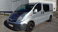 Vauxhall vivaro crew cab , new mot and timing chain 2007