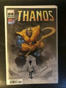 Thanos # 1 of 6 C2E2 PX Exclusive Variant Cover NM 3000 Only!!