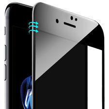 Cubierta Negra 3D Completo Protector de Pantalla de Vidrio Templado Película Protectora Para Iphone 8