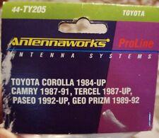 Toyota Corolla Camry Paseo 1992-1997 Factory Oem Replacement Custom Antenna Mast