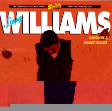Bad Boy [CD] by Larry Williams (Piano/Singer) (CD, 1990, Specialty Records) NEW
