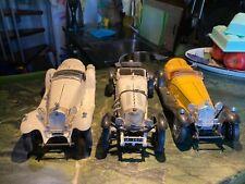 3 Modellautos, Marke Burago 1:18, Modelle - siehe Fotos