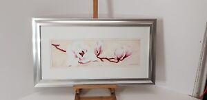 Elisabeth Verdonck Framed Print Magnolias 1