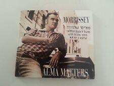 MORRISSEY  alma matters ISRAELI  PROMO CD  SINGLE