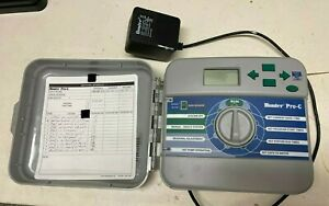 Hunter Pro-C 12 Station Irrigation Controller w/ Power Supply PC-300i - Perfect!
