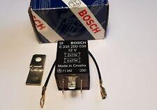 Bosch 0335200038  Blinkgeber Blinkrelais Fasher Relais Avertissement Clignotant