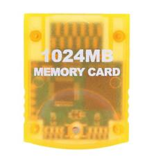 1024MB Game Memory Card Block Fit for Nintend Wii Gamecube GC Game Console