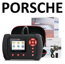 PORSCHE Diagnostic Scanner Tool ABS SRS AIRBAG RESET Code Reader VIDENT iLink400