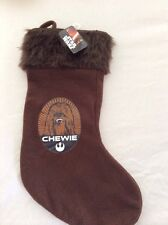 Disney's Star Wars Chewbacca Christmas Stocking