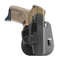 OWB Holster For Ruger LC9 LC9S LC380 EC9 EC9S 3.12'' Barrel Holder Paddle Right