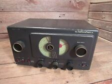 "VINTAGE ""THE HALLICRAFTERS CO."" RADIO MODEL S-38"
