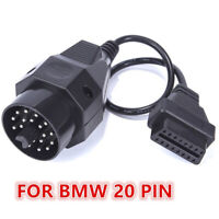EE_ SN_ 20 Pin Connector to Car OBD2 16 Pin Diagnostic Scanner Data Link Cable f