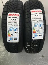 2 x 175/65 R14 Maxxis All Season AP2 86H XL 175 65 14 (1756514) - TWO TYRES