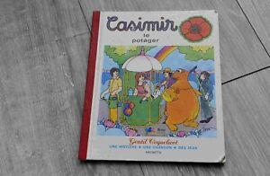 CASIMIR, LE POTAGER (album 1977)