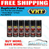 VHT / Duplicolor Paint VHT Roll Bar and Chassis * Gloss Black * 6-Pack * SP670