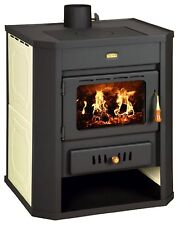 Wood Burning Stove Boiler Fireplace Central Heating Prity WDW15 DIFFERENT COLORS