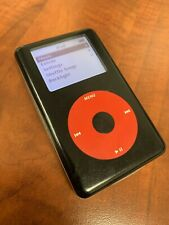 U2 Special Edition Ipod 4th Gen New Battery 64gb Ssd Upgrade!