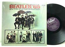 The Beatles Beatles '65 Capitol Records ST 2228 Purple - LP Vinyl Record Album