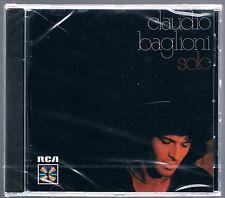 CLAUDIO BAGLIONI SOLO CD SIGILLATO!!!