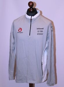 Alinghi team North Sails yachting jumper jacket Size XXL