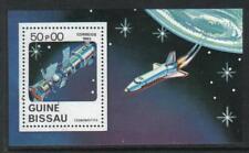 Guinea Bissau 1983 Space Shuttle Soyuz Ss