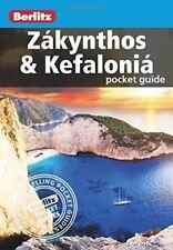 Berlitz Pocket Guide Zakynthos & Kefalonia Latest Edition