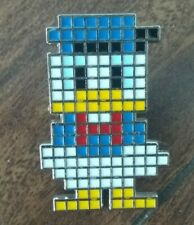 New ListingDisney Parks Mystery Collection Digital Pixelated Character Donald Duck Pin