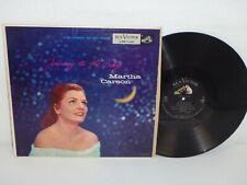 MARTHA CARSON Journey To The Sky 1956 LP RCA Victor LPM-1145 RARE Mono US