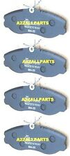 FOR NISSAN TERRANO 2.4 2.7 2.8 3.0 97 98 99 2000 01 02 03 04 05 FRONT BRAKE PADS