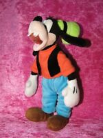 """Disney Store Mickey Mouse Clubhouse ~ GOOFY ~ 9"""" Soft Plush Toy"""