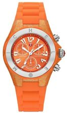MICHELE TAHITIAN JELLY ORANGE  WATCH MWW12F000073