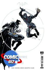 BATMAN FORTNITE ZERO POINT #3 (2021) PREMIUM VARIANT CVR + GAME CODE ($5.99)