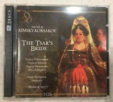 The Tsar'S Bride (Moscow 1973), Vishnevskaya/Atlantov/Nesterenko