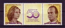 Spanien Michelnummer 2810 - 2811  postfrisch (Royal  91)