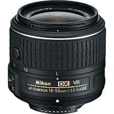 USA Nikon 5 yr Warranty - NIKKOR AF-S 18-55mm f/3.5-5.6 DX VR  Lens