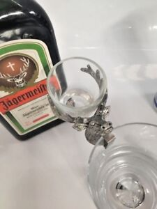 Jagermeister Shot Glass Holder Jager Bomb Party Gift Present Alcohol - Beer Bar